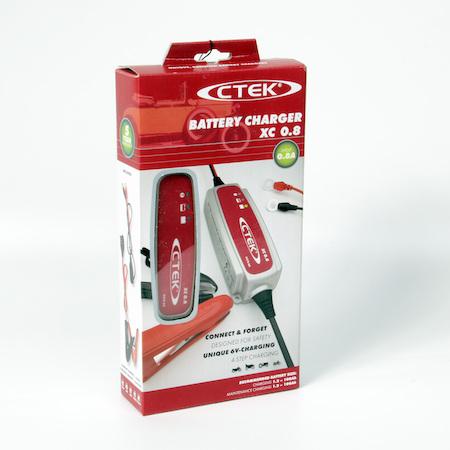 CTEK XC 0.8 Caricabatterie