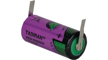Batteria al Litio TADIRAN SL-761/T