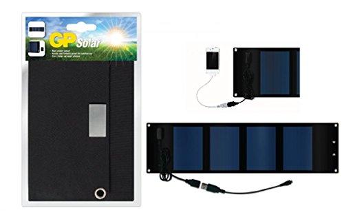 GP Batteries GPACS505F000-Caricabatterie + cavo micro USB